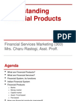 Understanding Financial Products
