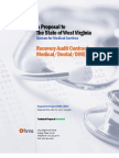 HMS-PSG Revenue Maximization Proposal to WV Dept of Health and Human Resources (2012)