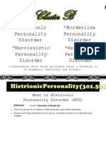 Histrionic(First)