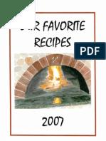 2007 Cookbook