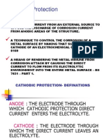 Cathodic Protection General