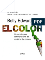 Betty Edwards - El Color - Pintura Arte (DIGITALIZADO)