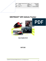 MEITRACK MVT100 User Guide V2.4