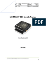 MEITRACK MVT600 User Guide V2.6