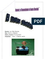 Informe Proyecto Motor Electrico