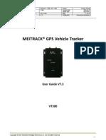 VT300 User Guide V7.3