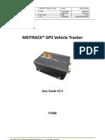 VT400 User Guide V2.5