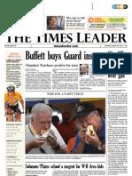 Times Leader 08-25-2012