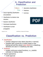 DM Ch6(Classification and Prediction)