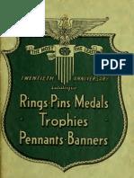 1924 School Insignia Catalog