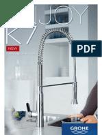 GROHE Kitchen Brochure K7
