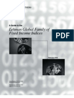 [Lehman Brothers] a Guide to the Lehman Global Family of Fixed Income Indices