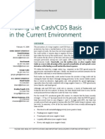 [Lehman Brothers] Trading the Cash-CDS Basis in the Current Environment