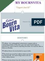 Cadbury Bournvita PPT