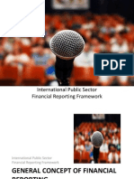 Internatoinal Public Sector Financial Reporting Framework