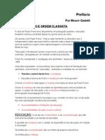 FICHAMENTO - Livro Educação e Mudança __ Paulo Freire