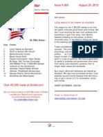 Newsletter 364