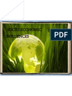 Environment Influence