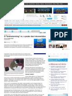 Www1.Folha.uol.Com.br Ilustrissima 1056486 o Brainstorming vs o Poder Dos Introv
