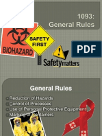 1093 General Rules