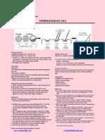 Vitrification Kit Protocol