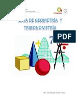GUIA DE GEOMETRIA Y TRIGONOMETRÍA