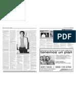 Gaston Soffritti en Semanario Democracia 2