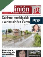 Edición 25 de Agosto -2012