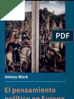 antony black el pensamiento político en europa, 1250-1450