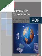 ASIMILACIÓN TECNOLOGICA