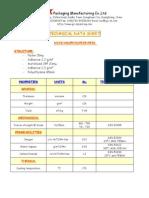BIB Data Sheet-22L