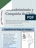 Descubrimiento y Conquista de Chile- PORTAL