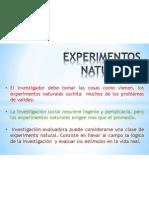 EXPERIMENTOS Naturales Parte 2