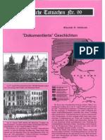 Historische Tatsachen - Nr. 99 - William Douglas - 'Dokumentierte' Geschichten (2007, 40 S., Scan)