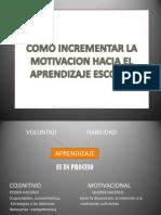Presentación1 MOTIVAcion
