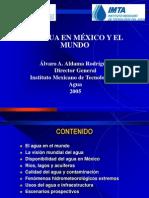 Modulo III, El Agua en Mexico y El Mundo. Agua 2