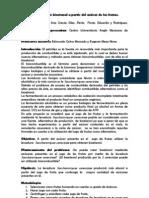 244-CUAM Mor - Produccion Bioetanol- Azucar de Frutas