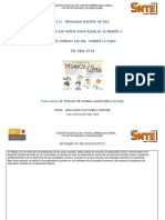 ACTIVIDADES PATCM 2012