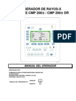 Generador de Rayos X  CPI - Spanish