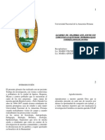GLOSARIO DE PALABRAS ANTROPOLÓGICAS