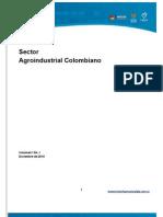 Perfil Sector Agroindustrial
