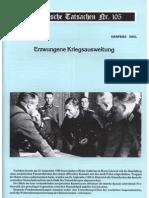 Historische Tatsachen - Nr. 105 - Siegfried Egel - Erzwungene Kriegsausweitung (2009, 40 S., Bild)