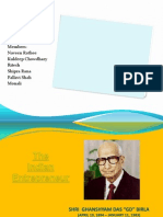 report on birla group
