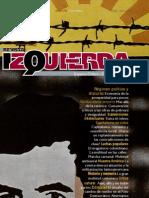 Revista Izquierda no. 25, Agosto de 2012