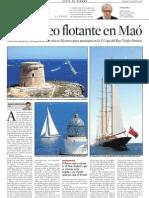 Reportaje Copa del Rey de barcos Clásicos y de Época