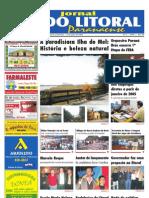 Jornal DoLitoral Paranaense - Edição 06 - Online - julho 2004