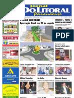 Jornal DoLitoral Paranaense - Edição 07 - Online - agosto 2004