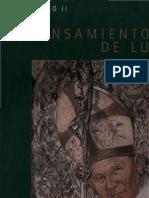 Wojtyla Karol Pensamientos de Luz