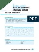 3. Indonesia Masa Penjajahan VOC, Pemerintah Hindia Belanda, Inggris Dan Jepang