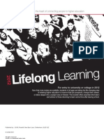 Lifelong Learning 2012